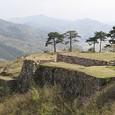 竹田城①(パノラマ)