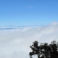 雲海と奥秩父の山々