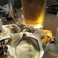 室津の焼き牡蠣
