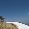 残雪の能郷白山