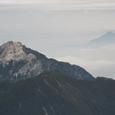 甲斐駒岳と蓼科山