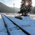 長良川鉄道と初詣