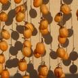 日なたの干し柿
