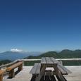 駒峰ヒュッテより御岳展望